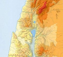 Israel utara is located in Israel