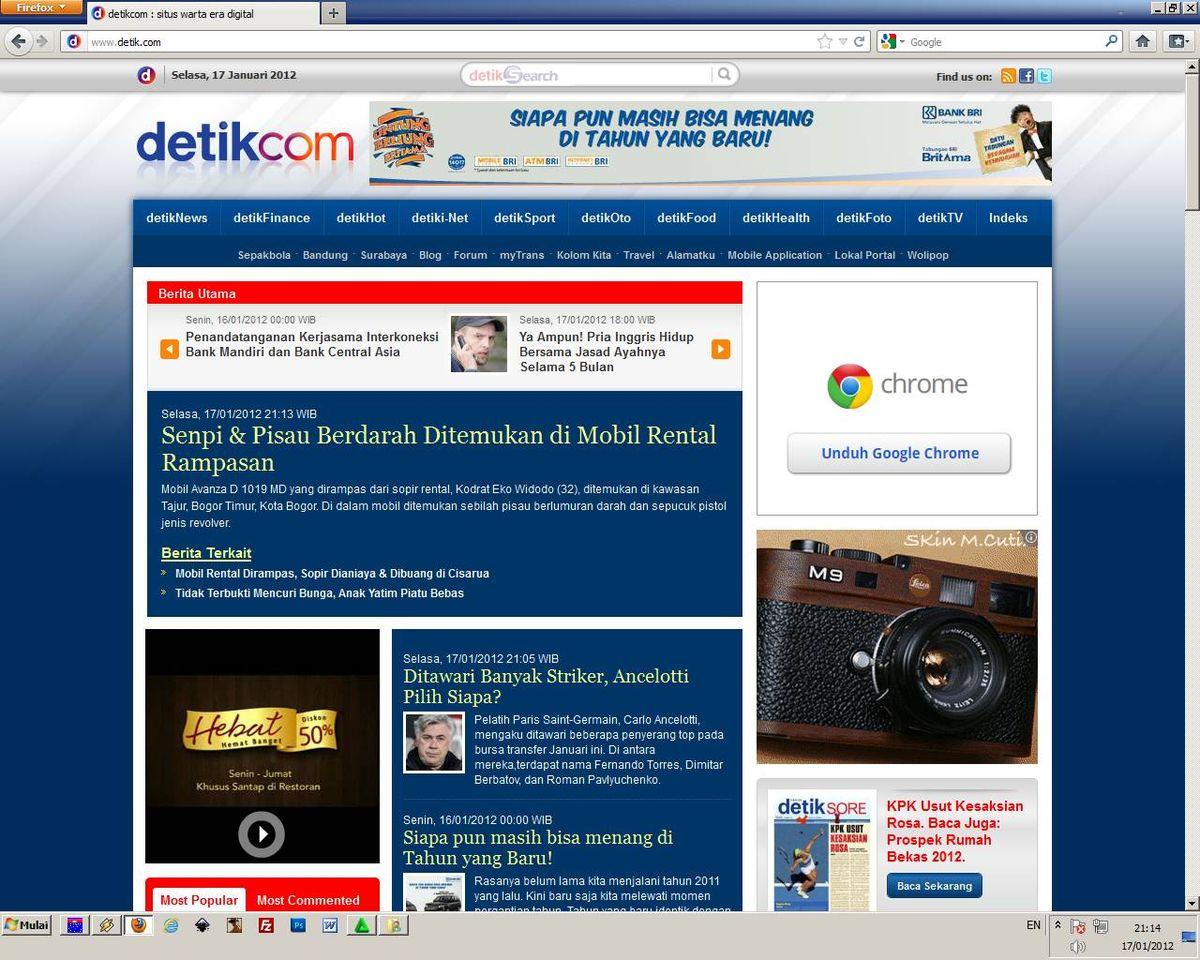 detikCom - Wikipedia bahasa Indonesia, ensiklopedia bebas