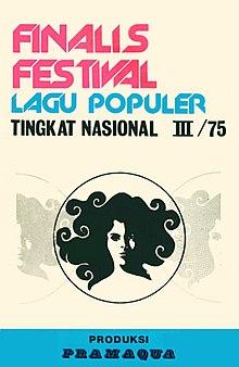 festival lagu populer indonesia wikipedia bahasa indonesia ensiklopedia bebas
