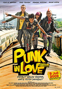 Punk In Love Full Movie