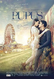 Pupus (film) - Wikipedia bahasa Indonesia, ensiklopedia bebas