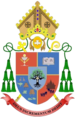 Coat of arms Mgr. Silvester San.png