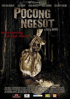 Trailer film pocong ngesot youtube.