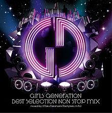 Album remix oleh Girls' Generation