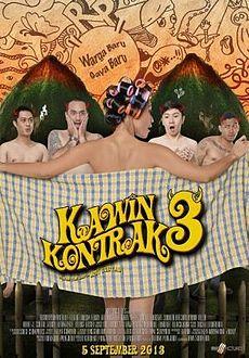 nonton film Kawin Kontrak 3 (2013), Kawin Kontrak 3