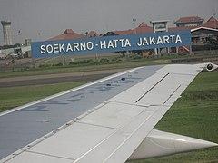 Bandar Udara Internasional Soekarno-Hatta - Wikipedia bahasa Indonesia ...