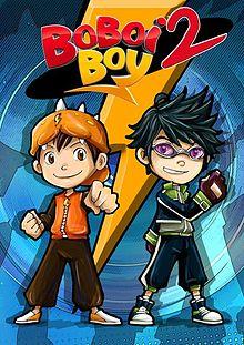 Boboiboy Wikipedia Bahasa Indonesia Ensiklopedia Bebas