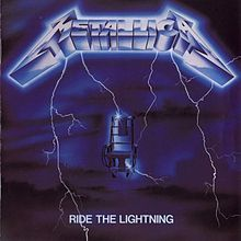 Metallica Albums: 1984 - Ride The Lightning