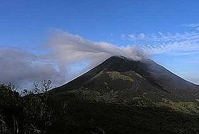 Gunung Soputan Wikipedia Bahasa Indonesia Ensiklopedia Bebas