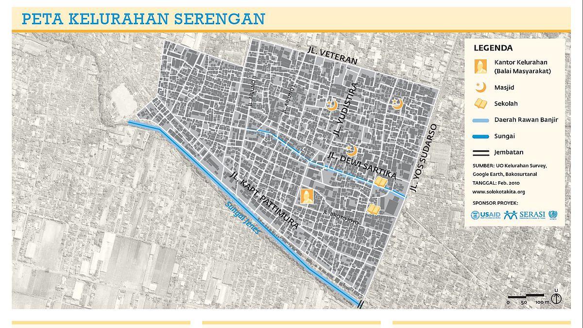 Serengan, Serengan, Surakarta - Wikipedia bahasa Indonesia ...