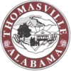 Lambang resmi City of Thomasville