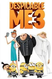 Download Film Despicable Me 3 (2017) Subtitel Indonesia