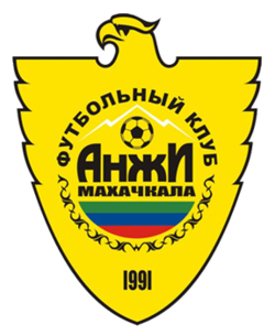 Football club anzhi makhachkala