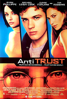 Antitrust (film) - Wikipedia bahasa Indonesia, ensiklopedia bebas