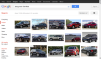 A screenshot of Google Images.