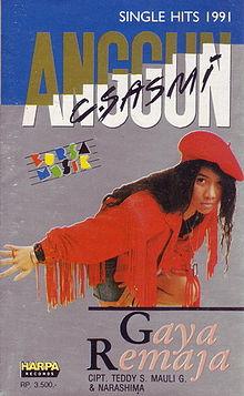 Album kompilasi (singel) oleh Anggun C. Sasmi