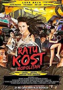 Ratu Kostmopolitan - Wikipedia bahasa Indonesia, ensiklopedia bebas
