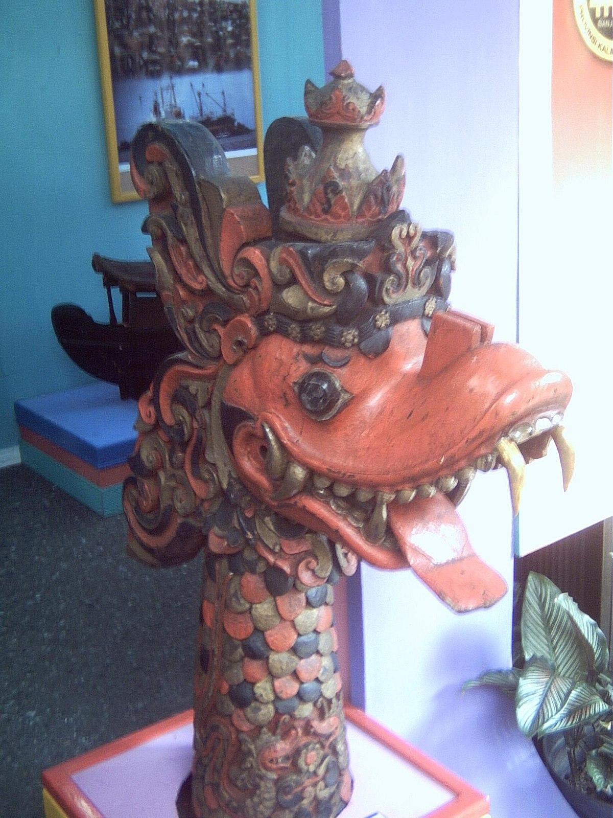 Naga Badudung - Wikipedia bahasa Indonesia, ensiklopedia bebas