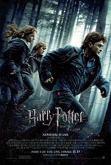 Harry Potter 7 and The Deathly Hallows Part 1 2010 USA David Yates Daniel Radcliffe Emma Watson Rupert Grint Richard Griffiths, Adventure, Family, Fantasy
