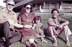 Keluarga Barack Obama Wikipedia Bahasa Indonesia Ensiklopedia Bebas