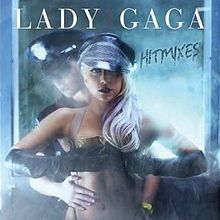 Lady Gaga - Hitmixes.jpg