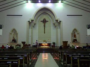 Gereja Santa Maria Tak Bercela Surabaya Wikipedia Bahasa Indonesia Ensiklopedia Bebas