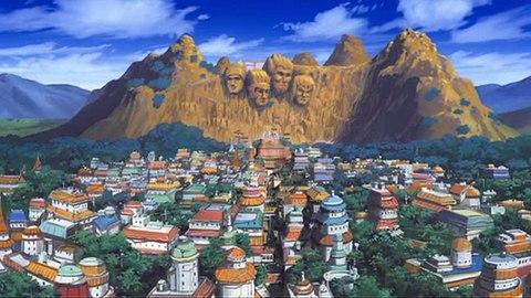 Daftar Daerah Dalam Seri Naruto Wikiwand