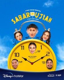 Sabar Ini Ujian 2020 Indonesia Anggy Umbara Vino G. Bastian Luna Maya Ananda Omesh  Comedy, Romance