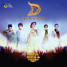Cover D'Academy (album).jpg