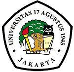 Lambang Universitas 17 Agustus 1945 Jakarta.