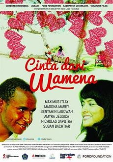 Cinta dari Wamena - Wikipedia bahasa Indonesia, ensiklopedia bebas