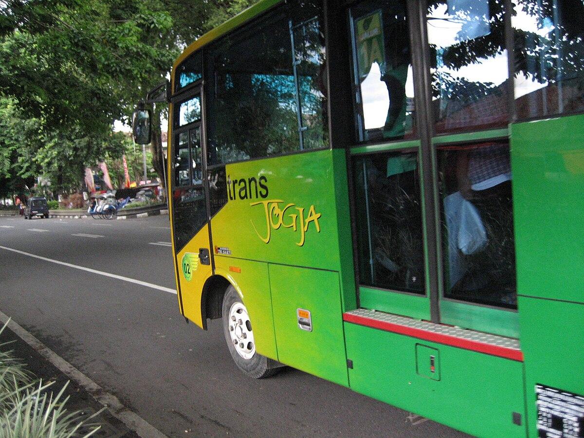Transportasi Umum di Jogja