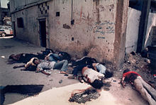 Massacre of palestinians in shatila.jpg
