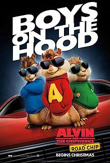 Alvin And The Chipmunks The Road Chip Wikipedia Bahasa Indonesia Ensiklopedia Bebas