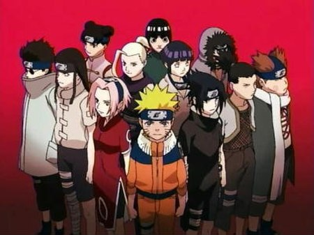 Daftar karakter Naruto