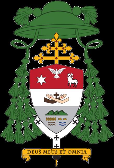 Berkas:Coat of arms of Kornelius Sipayung.png