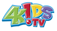 Logo 4Kids TV untuk streaming