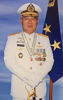 Hasil gambar untuk mantan ketua BAIS Soleman B. Ponto