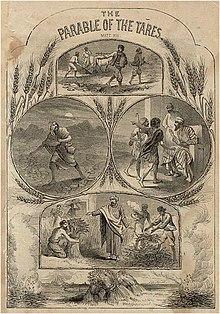 """Perumpamaan lalang"""", John S. C. Abbott dan Jacob Abbott"""