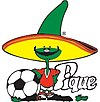 100px 1986 pique Maskot Piala Dunia FIFA