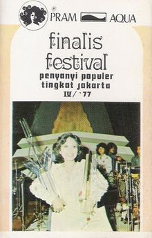 festival lagu populer jakarta wikipedia bahasa indonesia ensiklopedia bebas