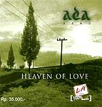 "Sampul album ""Heaven of LOve"""