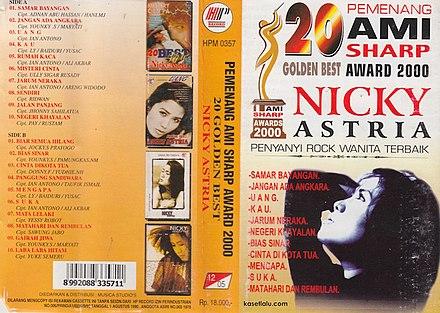 download lagu nicky astria full album rar