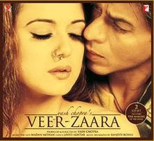Veer-Zaara Audio CD.jpg