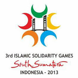 Logo Islamic Solidarity Games 2013