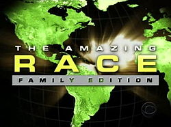 The Amazing Race: Family Edition logo