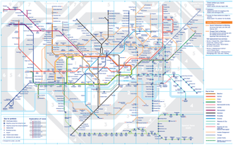 Peta london underground wikipedia bahasa indonesia ensiklopedia bebas peta london underground ccuart Image collections