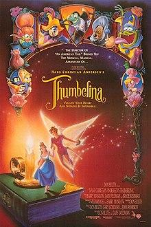 Thumbelina - Wikipedia bahasa Indonesia, ensiklopedia bebas