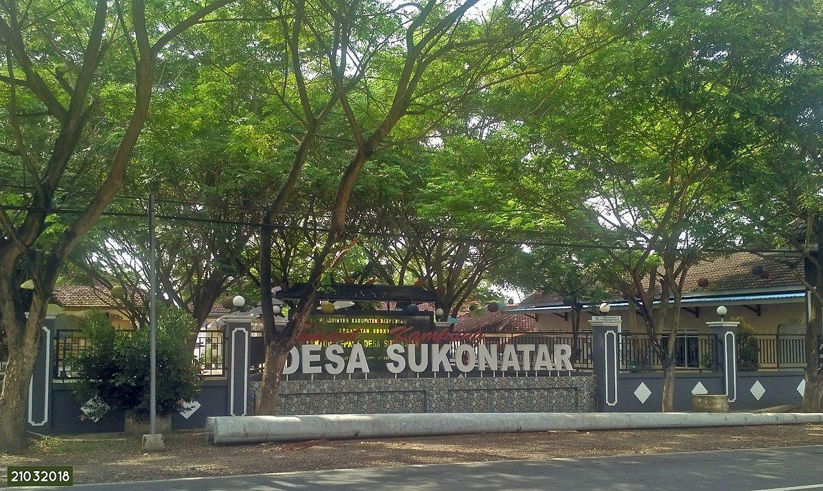 Sukonatar, Srono, Banyuwangi - Wikipedia bahasa Indonesia ...
