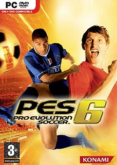 Pro Evolution Soccer 6 - Wikipedia bahasa Indonesia, ensiklopedia
